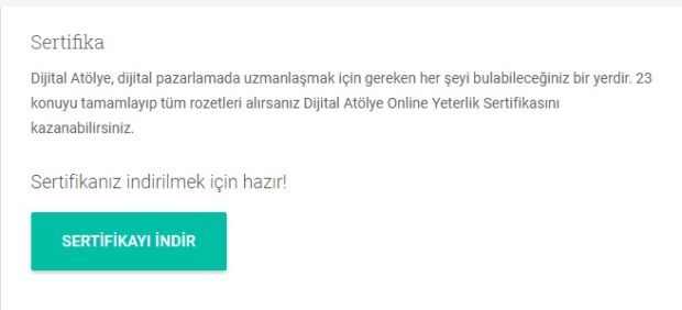 Dijital Atolye Final