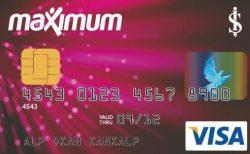 maximum kredi kartı